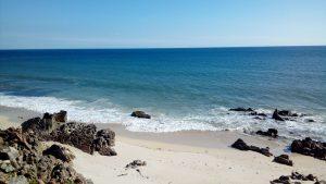 Suche nach einem Ferienhaus in der Nähe der Bucht bei Plouhinec